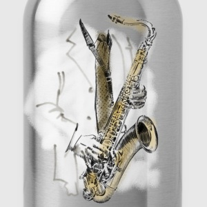 saxophone T-Shirts - Water Bottle