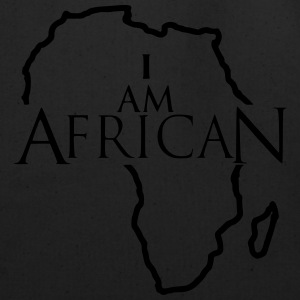 I Am African Mug - Eco-Friendly Cotton Tote