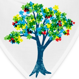 Blooming Tree - Bandana