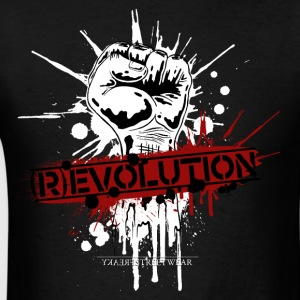 (R)EVOLUTION Long Sleeve Shirts - Men's T-Shirt