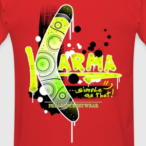 KARMA Hoodies - Men's T-Shirt