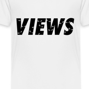 Views from the 6ix Kids' Shirts - Toddler Premium T-Shirt