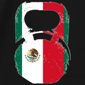 Kettlebell Mexico - Men's Premium T-Shirt