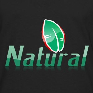 Natural Living - Men's Premium Long Sleeve T-Shirt