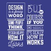 Graphic Design Quote - Men's Premium T-Shirt