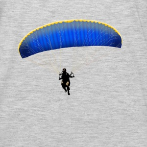 paragliding Hoodies - Men's Premium Long Sleeve T-Shirt