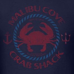 Malibu Cove Crab Shack Hoodie - Men's T-Shirt