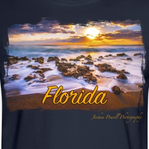 Florida Sunrise T-Shirts - Men's Long Sleeve T-Shirt