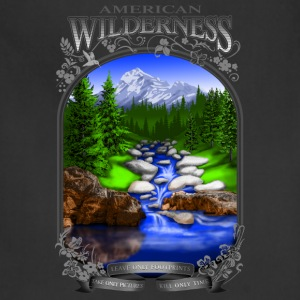 AMERICAN WILDERNESS - Adjustable Apron