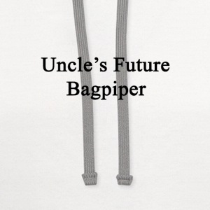 uncles_future_bagpiper T-Shirts - Contrast Hoodie