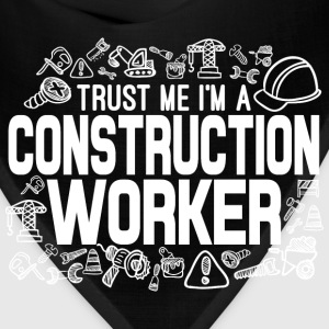 Construction Worker Hoodies - Bandana