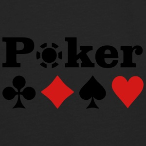 Poker Sportswear - Men's Premium Long Sleeve T-Shirt