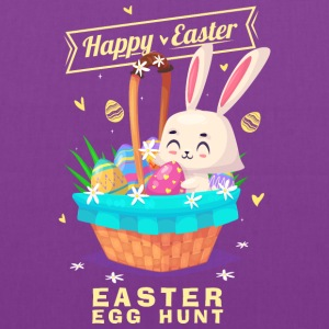 Happy Easter poster 284 - Tote Bag
