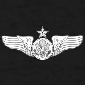 SENIOR ENLISTED AIRCREW WINGS - Men's T-Shirt