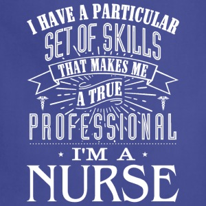 Nurse Professional Women's T-Shirts - Adjustable Apron