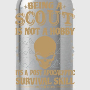 BEING A SCOUT - FUNNY - Water Bottle