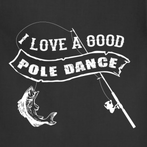 POLE DANCE FISHING - Adjustable Apron