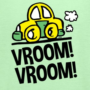 Vroom!Vroom! Baby Bodysuits - Women's Flowy Tank Top by Bella