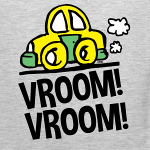 Vroom!Vroom! Kids' Shirts - Men's Premium Tank