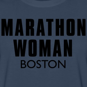 MARATHON MAN 2016 Boston - Men's Premium Long Sleeve T-Shirt