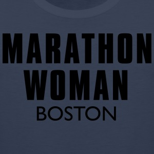 MARATHON MAN 2016 Boston - Men's Premium Tank