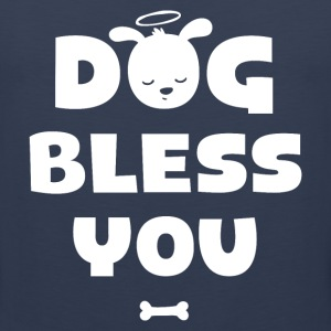 Dog Bless You, Amen! - Men's Premium Tank