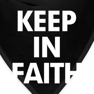 Keep In Faith Women's T-Shirts - Bandana