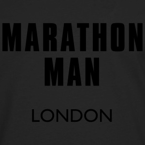 MARATHONMAN 2016 London  - Men's Premium Long Sleeve T-Shirt