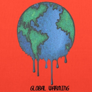 Earth Day Stop Global Warming - Tote Bag