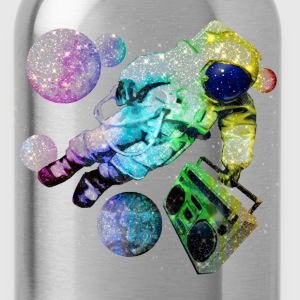 Boombox Spaceman Astronaut - Water Bottle