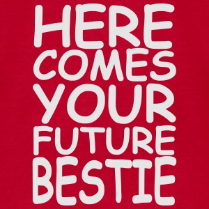 Your Future Bestie - Men's T-Shirt by American Apparel