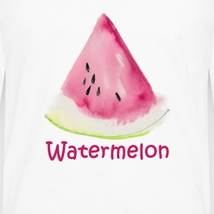Watermelon Tanks - Men's Premium Long Sleeve T-Shirt
