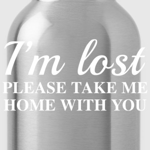 I'm Lost - Water Bottle