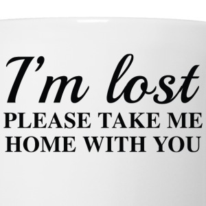 I'm Lost - Coffee/Tea Mug