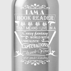 BOOK READER'S WORLD - Water Bottle