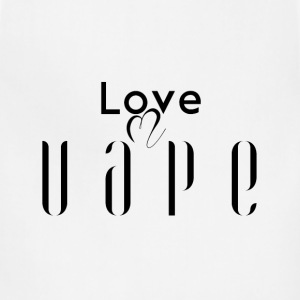 Love Vape - Adjustable Apron