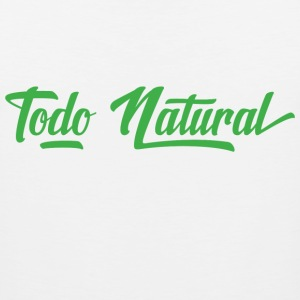 Todo Natural All Natural - Men's Premium Tank