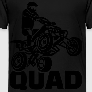 Quad Kids' Shirts - Toddler Premium T-Shirt