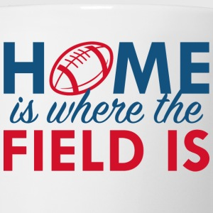 Home Is Where The Field Is - Coffee/Tea Mug