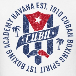 CUBA BOXING ACADEMY Hoodies - Men's T-Shirt