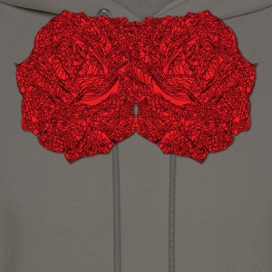 Red Rose Women's T-Shirts - Men's Hoodie