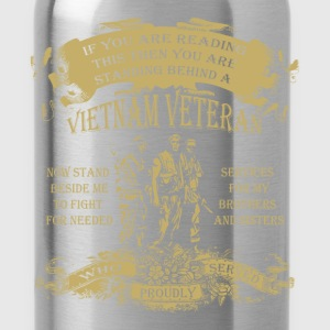 Veterans - Vietnam Veterans - Water Bottle