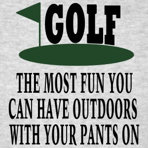Golf Fun Men's - Men's T-Shirt