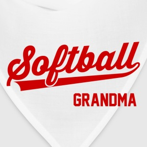 Softball Grandma Women's T-Shirts - Bandana
