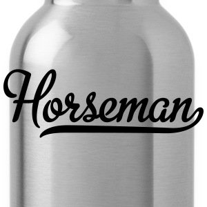 Horseman T-Shirts - Water Bottle