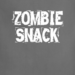 Zombie Snack FUNNY Women's T-Shirts - Adjustable Apron