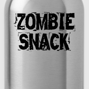 Zombie Snack FUNNY Women's T-Shirts - Water Bottle