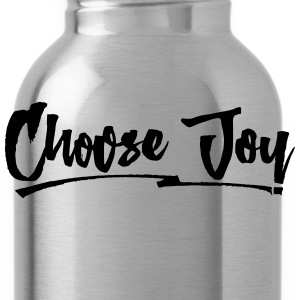 Choose Joy Flowy Tank Top - Water Bottle