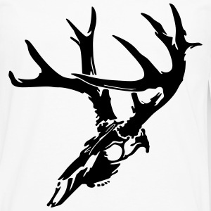 deer school - Men's Premium Long Sleeve T-Shirt