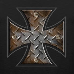 iron cross.png T-Shirts - Men's Premium Tank
